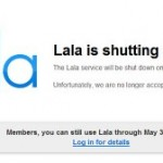 LALA online music services