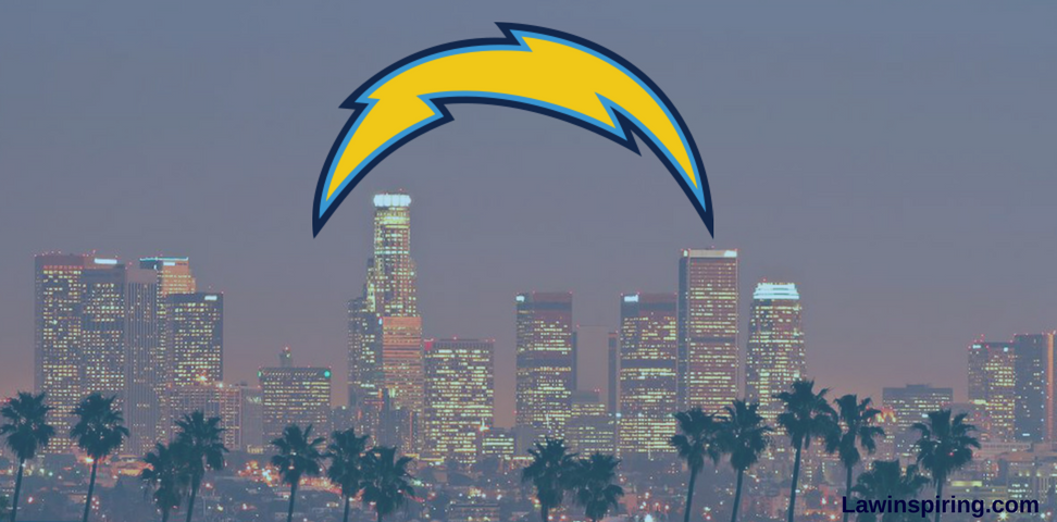 Revolt Against The Bolts Los Angeles Chargers Face